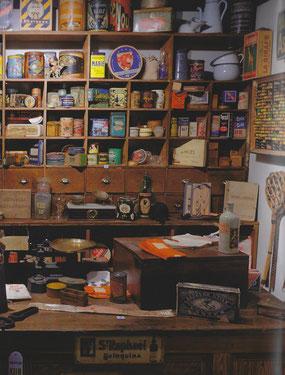 photo du musée des commerces et des marques Tourouvre