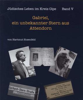 Cover des Buches Gabriel, ein unbekannter Stern aus Attendorn