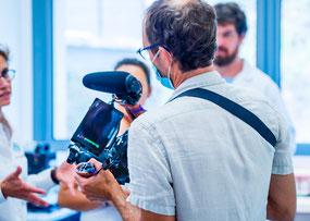 réalisation vidéo vidéaste photographe cannes nice entreprise société audiovisuel