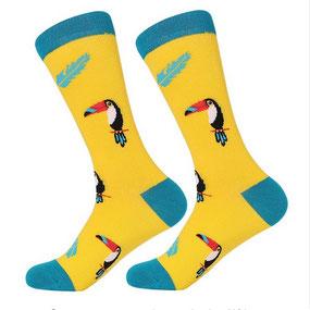 ausgefallene Socken