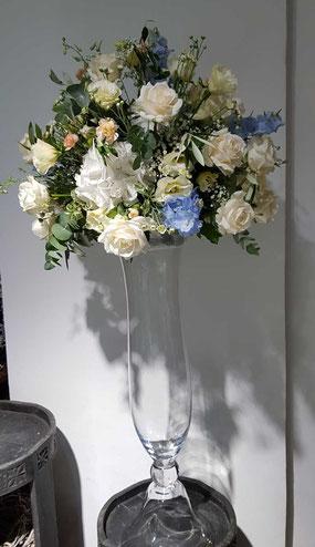Blumendekoration Hochzeit Wien
