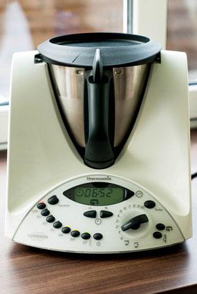 La cuisine de nanou site jimdo de nanou toulouse - Robot style thermomix ...