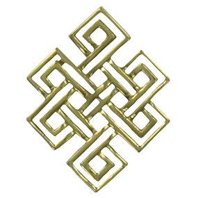 Symbol Patta tibetischer Glücksnoten