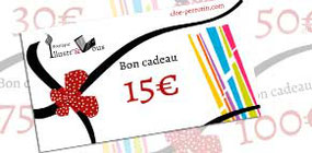 Vignette de la fiche produit des chèques cadeaux sur la e-boutique Illustr'&Vous