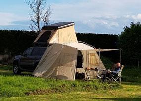 camping chez l'habitant baie de somme