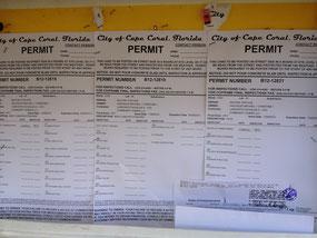 Permit Board