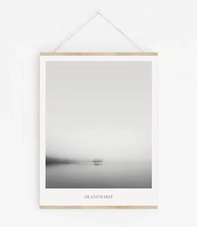 Landskap No.7 - Skandinavische Poster