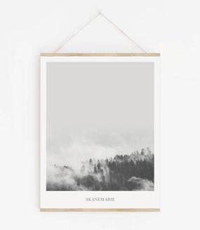 Landskap No.9 - Skandinavische Drucke
