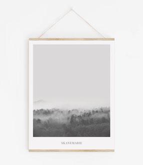 Landskap No.21 - Skandinavische Poster
