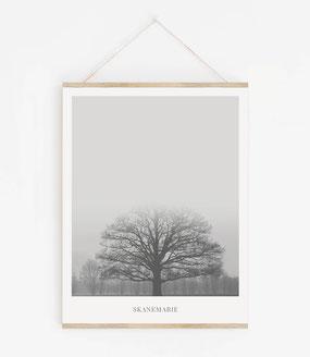 Landskap No.15 - Skandinavische Poster
