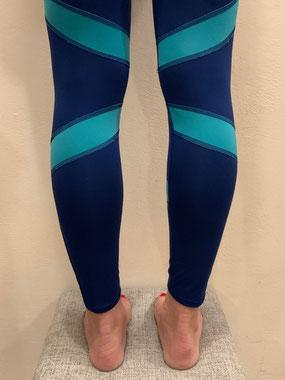 Foto 2, hinten zumindest von den Knien abwärts - Beispiel 2