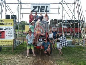 """2. Sieger leichte Klasse """"Team Hosskircher Elite"""""""