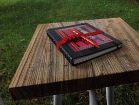 Draußen schreiben - jetzt mit Tisch