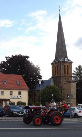 Strahwalde Juni 2014