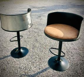 Öl Tonne Stuhl