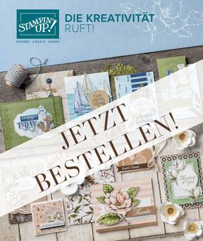 Stampin Up Katalog 2019 2020 bestellen