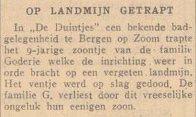 14-8-1945 Nieuwsblad van het Zuiden