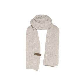 Beige sjaal Jazz, Knit Factory