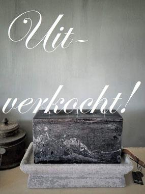 Blokkaars  3 lonten black, Stoer, Sober, Industrieel, Puur, Robuust, Grof, Landelijk wonen, Sfeervol, Geleefd, Stijlvol, Doorleefd, landelijke stijl, landelijke decoratie, vintage.