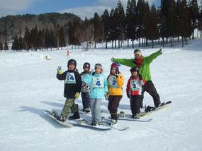スキースノボ教室
