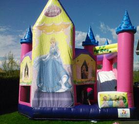 Location de jeux gonflables Québec pour fêtes d'enfants