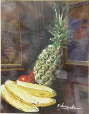 果物Ⅰ 水彩6号