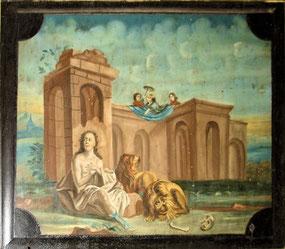 Daniel unter den Löwen