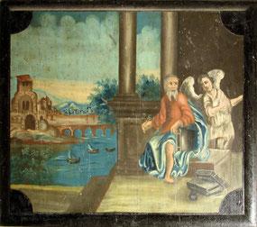 Matthäus mit dem Engel