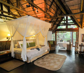 Hluhluwe Lodge River Lodge