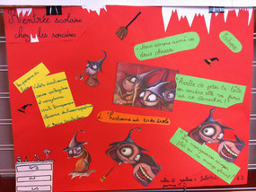 Sorcière, conte, album jeunesse, livre jeunesse, dorothée piatek, mary-loup, CE1, caractère, mensonge, rentrée, école sorcière, Bilboquet