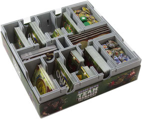 folded space insert organizer blood bowl team manager