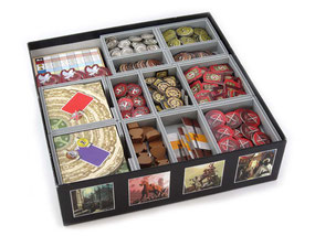folded space insert organizer 7 wonders