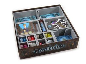 folded space insert organizer mysterium