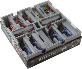 folded space insert organizer android netrunner revised core set lcg