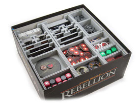 folded space insert organizer star wars rebellion