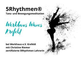5Rhythmen Tanz in Krefeld