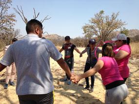 Team building, Ecoturismo