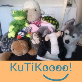Nicole Kraebber  Kuscheltierkommentare für Kinder   www.kutikoooo.de