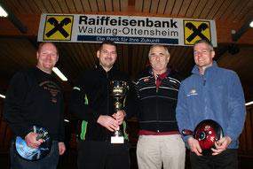 Eidenberger Franz, Leitner Daniel und Max, Reitermayr Mario