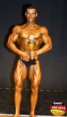 Sepehr Bahadori – GNBF e.V.-Gesamtsieger 2014
