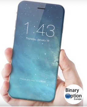 iphone X anteprima binaryoptioneurope