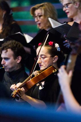 fotografia de eventos, concierto, música antigua, música clásica, more hispano, castillo alameda osuna