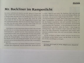Aus dem Kulturmagazin 4. April 2013
