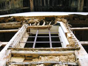 土蔵壁土ワラ水の結びつき