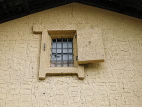 土蔵壁ヒガキ壁でも土蔵壁