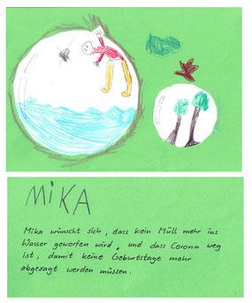 Mika 1 Klasse