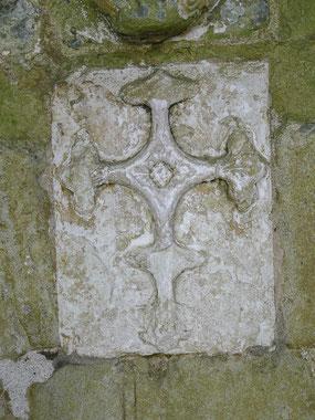 Bild: Kreuzgang in der Abbaye Saint-Marie de Fontfroide