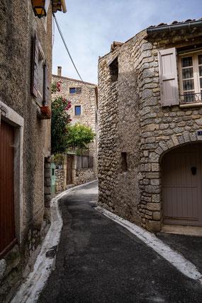 Bild: Buis-les-Baronnies im Département Drôme