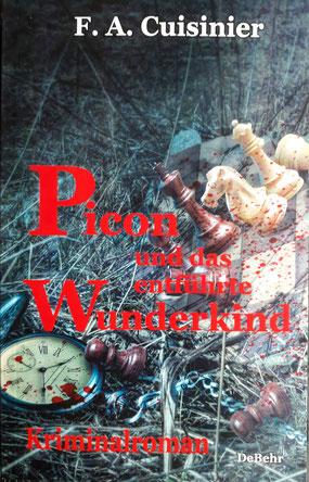 Bild: Buch von Autor F A Cuisinier