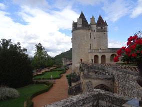 Bild: Château Les Milandes